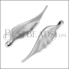 Angel Wing Pendant ANT SILVER - per 10 pieces