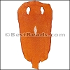 Full Stingray Hide ORANGE