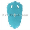 Full Stingray Hide TURQUOISE