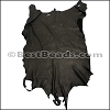Full Hide - BLACK DEER SKIN HIDE