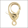 27mm x 17mm Lobster Clasp GOLD - per 25 pieces