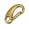 31mm CLIP lobster clasp MATTE GOLD - 10 pcs