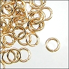 jump ring 4mm per ounce GOLD