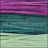 Suede Variety Pack PACIFIC GREEN FERN GREEN VIOLET - 24ft
