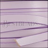 10mm flat leather CANDY LILAC - meter