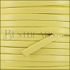 5mm flat leather CANDY LEMON - meter