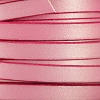10mm flat leather CANDY SHIMMER FUCHSIA - meter