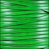 5mm flat ITALIAN DOLCE leather ZUCCHINI - per 5 meters