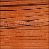 2.5mm Kangaroo Lace TAN - per 5 meters