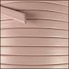 5mm flat PREMIER leather LT PINK - per 5 meters
