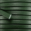 5mm flat PREMIER leather FOREST GREEN - per 5 meters