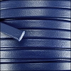 5mm flat PREMIER leather ROYAL BLUE - per 5 meters