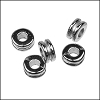 FW-5 Double Washer Bead