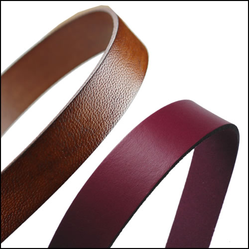 20mm Flat Leather Shop All