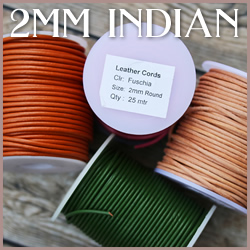 Indian Leather<br>2mm