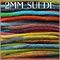Suede Leather<br>2mm