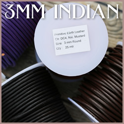 Indian Leather<br>3mm