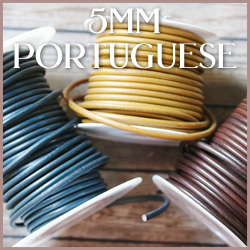 Portuguese Leather<br>5mm