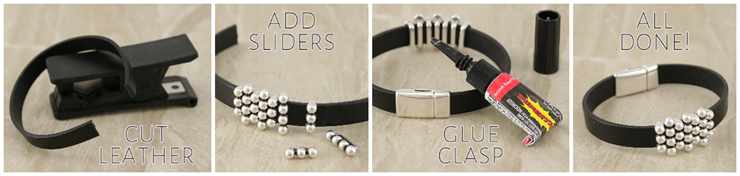 Getting Started with Leather Bracelets