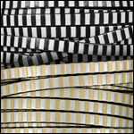 Striped Leather 5mm