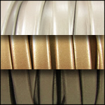 Metallic 4.5mm Leather