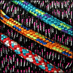 Variegated<br>Parachute Cord