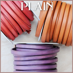Plain 4.5mm Leather