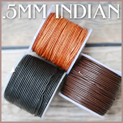 Indian Leather<br>0.5mm