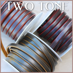 Two Tone 4.5mm Leather