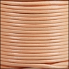 1.5mm round Indian leather - blush - per 25m SPOOL
