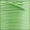 1.5mm round Indian leather - fern green - per 25m SPOOL