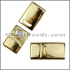 10mm DELUX magnetic clasp GOLD - per 10 clasps