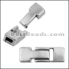 6mm x 3mm T LATCH magnetic clasp - per 10 pieces