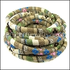 6mm round Multi Cotton Cord BEIGE - per 5 meters