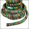 Regaliz® Multi Cotton Cord GREEN - per 3 meters