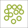 10mm rubber o-rings per 10 pieces CHAMELEON