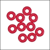 5mm rubber o-rings per 10 pieces CHERRY