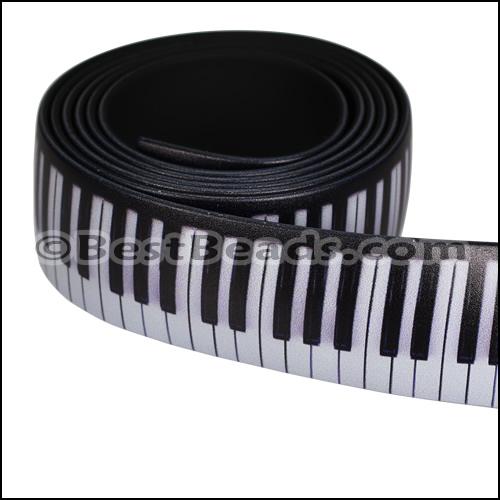 25mm Flat Fantasy Band Piano Keys Per 1 Meter