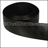 25mm flat GLOSSY band STYLE 2 - per 1 meter