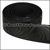 25mm flat GLOSSY band STYLE 5 - per 1 meter
