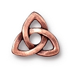 Rivetable Celtic Knot ANT COPPER