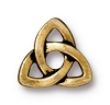 Rivetable Celtic Knot ANT GOLD