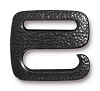 Clasp Distressed E Hook BLACK