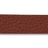 Leather Strip RUST - per piece