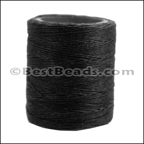 American Waxed Cord<br>Black Multi Size