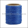 American Waxed Cord ROYAL BLUE - 0.030