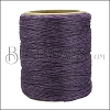 American Waxed Cord PURPLE - 0.030
