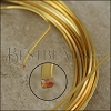 Parawire Square 21g Wire GOLD