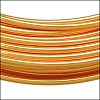 aluminum wire 1mm GOLD - 10m COIL