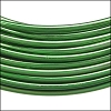 aluminum wire 1mm KELLY GREEN - 10m COIL